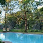 Zambezi Waterfront Camp - pool