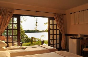 Zambezi Waterfront Camp - room