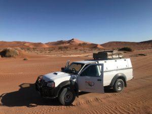 namibia september jeep