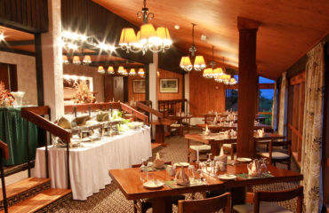 The Ark Lodge - Restaurant