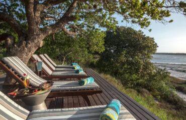 Kosi Forest Lodge - Pool Deck
