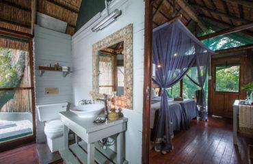 Kosi Forest Lodge - Twin Bedroom