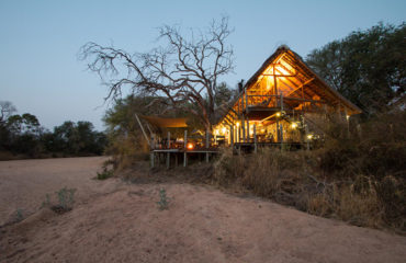 Rhino Post Safari Lodge - exterior