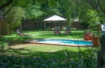 Safariclub South Africa - pool