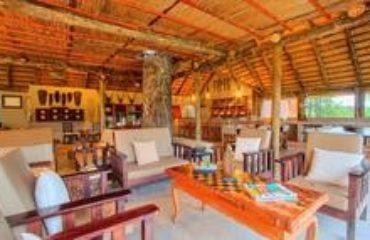 Shindzela Tented Safari Camp - lobby