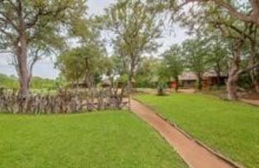 Shindzela Tented Safari Camp - view