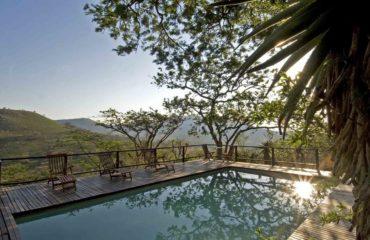 Three Hill Lodge - pool