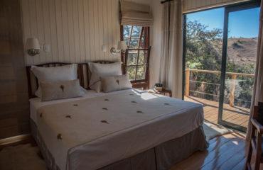 Three Hill Lodge - room